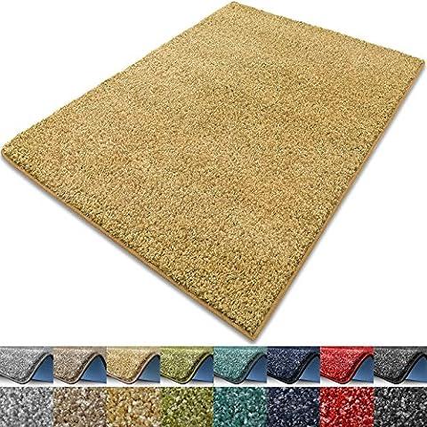 Teppich Luxury | viele Größen | flauschig, modernes Shaggy /