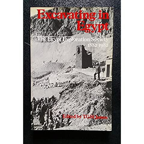 James: Excavating in Egypt (Pr Only)