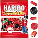 Haribo - Favoritos - Geles Dulces - 90 g