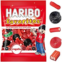 Haribo Favoritos Geles Dulces - 90 g