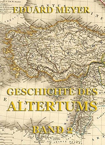 Geschichte des Altertums, Band 2