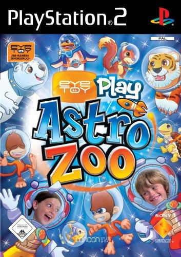 EyeToy: Play - Astro Zoo inkl. Kamera