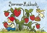 Sommer-Mini-Malbuch