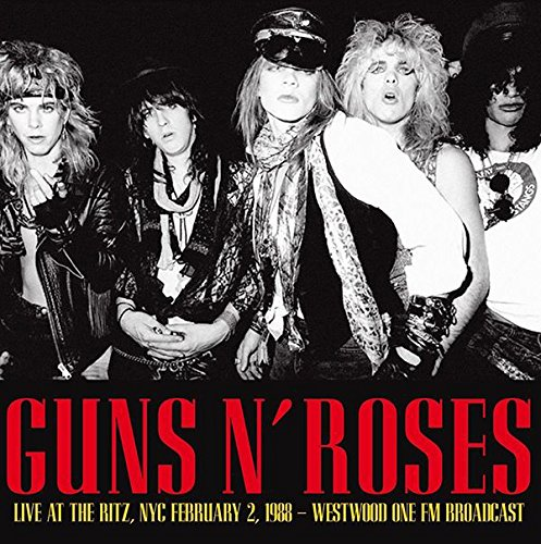 Live At The Ritz: Nyc, February 2, 1988
