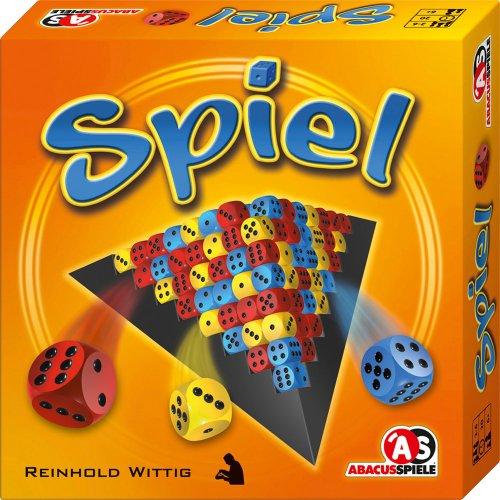 ABACUSSPIELE 03112 - Spiel. Würfelpyramide (Abacus Für Kinder)