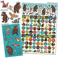 Paper Projects 01.70.22.014 The Gruffalo Mega Sticker Pack