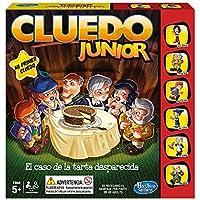 Hasbro - Cluedo Junior, El caso de la tarta desaparecida (B0335105) (versión española)