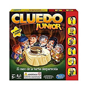 Hasbro – Cluedo Junior