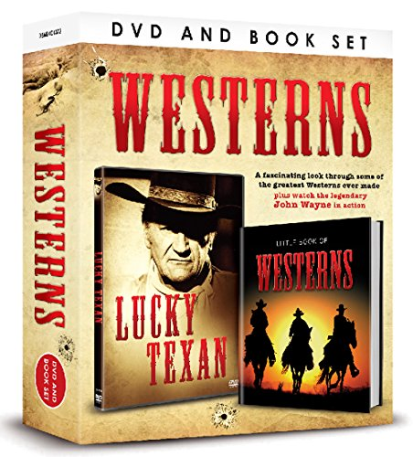Westerns (DVD/Book Gift Set) (Po...