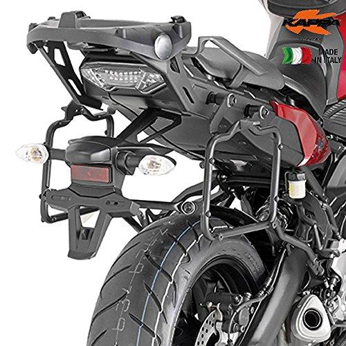 Kappa - Klr2122 Soporte Maletas Laterales Yamaha mt-09