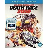Roger Corman Presents: Death Race 2050 (Blu-ray + Digital Download) [2016] UK-Import, Sprache-Englisch