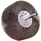 Maurer 9010730 - Abanico lija (grano 80, 60 x 30 mm)