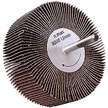 Maurer 9010710 - Abanico lija (grano 80, 50 x 20 mm)