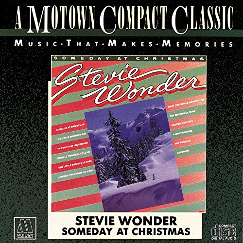 Someday At Christmas By Stevie Wonder On Amazon Music