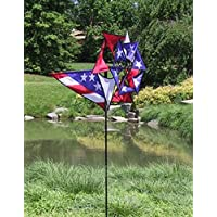 Independence Day (Patriotic) Windmill Wind spinner