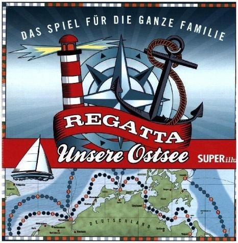 Preisvergleich Produktbild Regatta - Unsere Ostsee - Brettspiel
