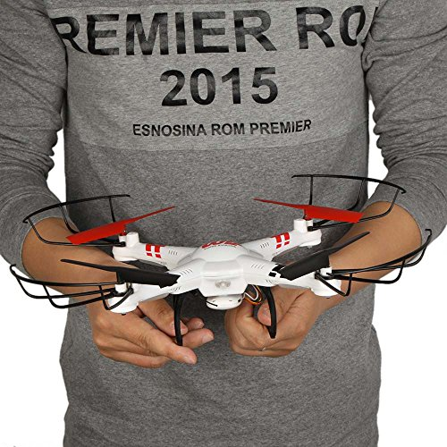 Wltoys V686G 2,4 G 4CH Echtzeit Übertragung FPV Drohne UFO Quadcopter mit 2MP HD Kamera Headless Mode - 8