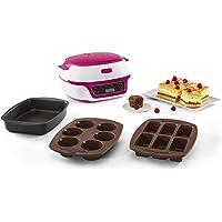 Tefal Cake Factory Intelligente à Gâteaux Appareil, Cuisson Conviviale, Pâtisserie, Machine à Pain, Muffins, 3 Inclus, 5…