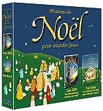 HISTOIRES DE NOEL : Pour attendre Jésus Livre + DVD
