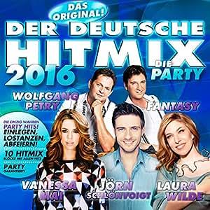 Der Deutsche Hitmix-die Party 2016 – Various