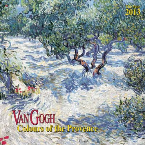 Van Gogh - Colours of the Provence 2013 (Fine Art)