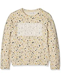 Name It Nitkuli Ls O-Neck Nmt, Sweat-Shirt Fille