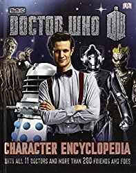 Doctor Who Character Encyclopedia (Dr Who)