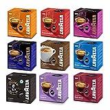 Kaffeemaschinen kaufen - Lavazza A Modo Mio Kaffee Kapseln, Starter-Set mit 9 Sorten