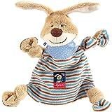 sigikid, Mädchen und Jungen, Schnuffeltuch Hase, Semmel Bunny, 4789