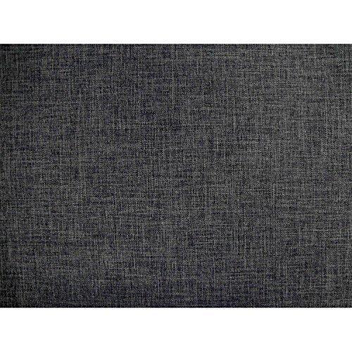 Full-futon-matratze (DCG Stores Umax Futonbezug, Leinenstruktur, Grau Modern Full grau)