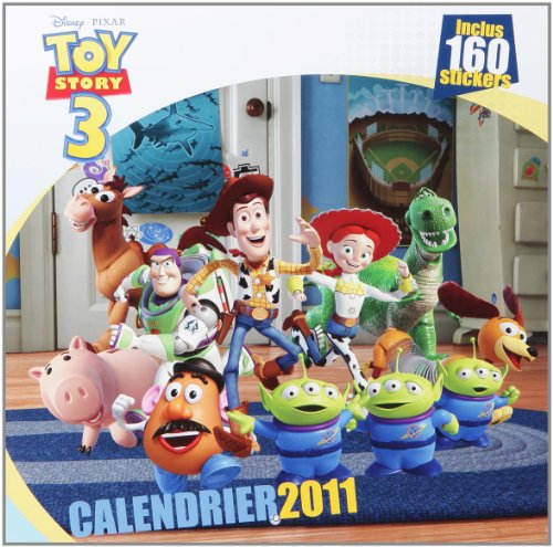 Calendrier Toy Story 3 2011