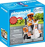 PLAYMOBIL 70052 City Life Rettungs-Balance-Roller