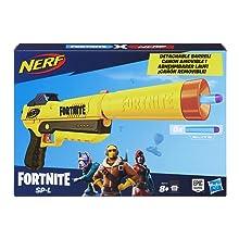 Nerf- Fortnite SP L, Multicolor (Hasbro E6717EU4)