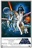 empireposter - Star Wars - Orange Sword Of Darth Vad - Größe (cm), ca. 61x91,5 - Poster, NEU -