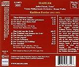 Mahler : Das Lied von der Erde (Le Chant de la Terre) / Rückert Lieder