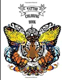 Tattoo Coloring Book: Creative Body Art Coloring Book