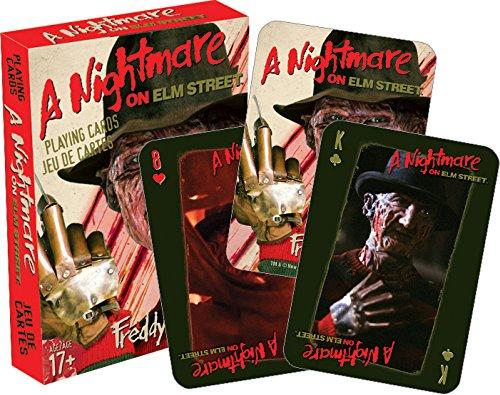 Nightmare On Elm Street set di 52 carte da gioco (nm)