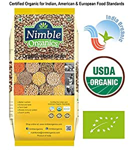 Nimble Organics Horse Gram 1 Kg