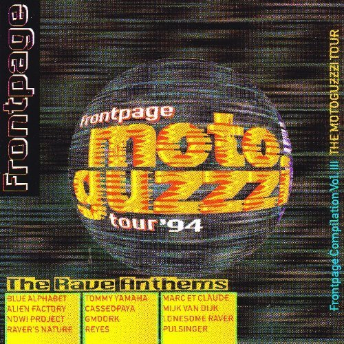 Frontpage Compilation 3-Motoguzzi Tour \'94 by Various