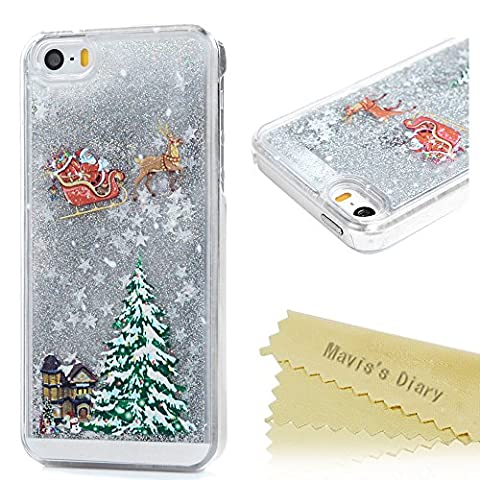 Christmas iPhone SE Case,iPhone 5S Case,iPhone 5 Case - Mavis's