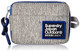 Superdry Trinity Wallet for Men's & Boys- Grey Blue - (SDG014)