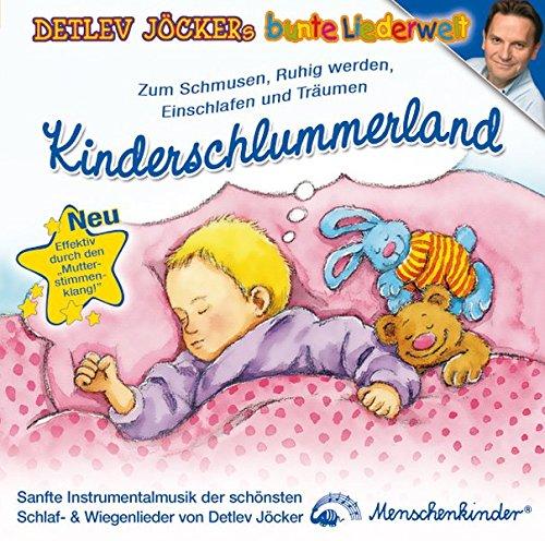 einschlaf cd Kinderschlummerland: Die schönsten Einschlaf- und Schmuselieder für die Kleinsten