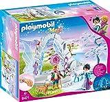 PLAYMOBIL 9471 Spielzeug-Kristalltor zur Winterwelt, Unisex-Kinder