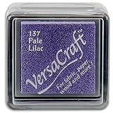 Versacraft–Almohadillas de tinta de pequeña almohadilla de tinta, pálido lila