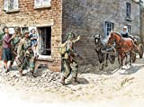 Master Box MB3578 - France 1944, Figuren