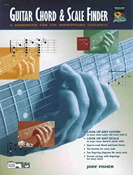 Guitar Chord and Scale Finder par [Fisher, Jody]