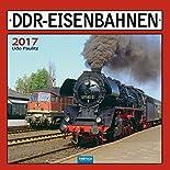 DDR-Eisenbahnen 2017 Technikkalender Bahnkalender hier kaufen