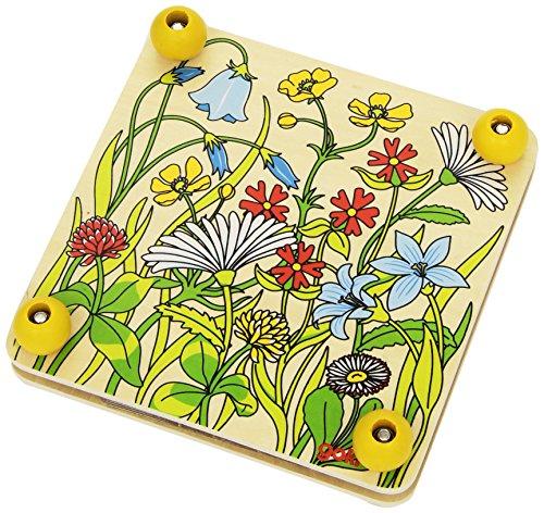 Goki - 2041920 - Loisirs Créatifs - Presse Fleurs Prairie