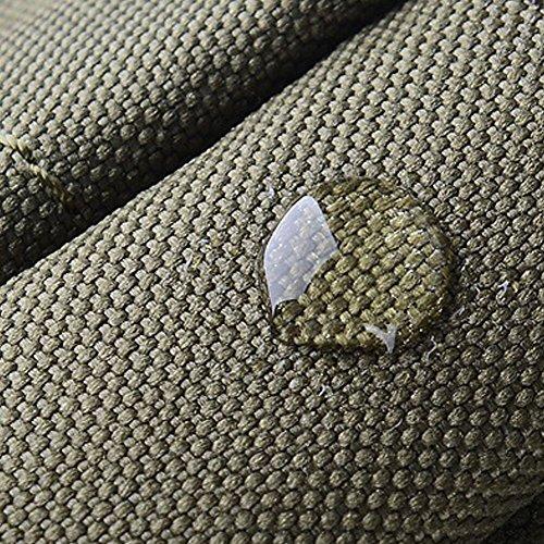 TOAOB Leicht klein Taktische Hüfttaschen Beintasche Mode Multifunktional Handytasche Gürteltasche Ideal für Outdoorsport Multifunktionen Praktische Ausrüstung mit Extrafreiem Aluminiumkarabiner Style 3