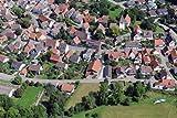 MF Matthias Friedel - Luftbildfotografie Luftbild von Kleeblattstraße in Sachsenheim (Ludwigsburg), aufgenommen am 06.08.09 um 12:29 Uhr, Bildnummer: 5436-70, Auflösung: 6048x4032px = 24MP - Fotoabzug 50x75cm